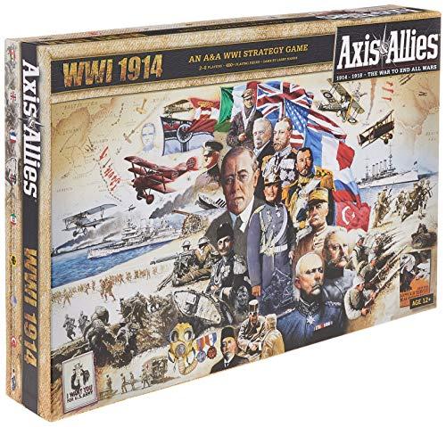 Axis & Allies: Worldwar 1 - 1914, Strategiespiel