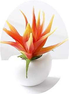 Fridge Magnets Potted Artificial Green Plants Bonsai Set Vase Souvenir Blackboard,E