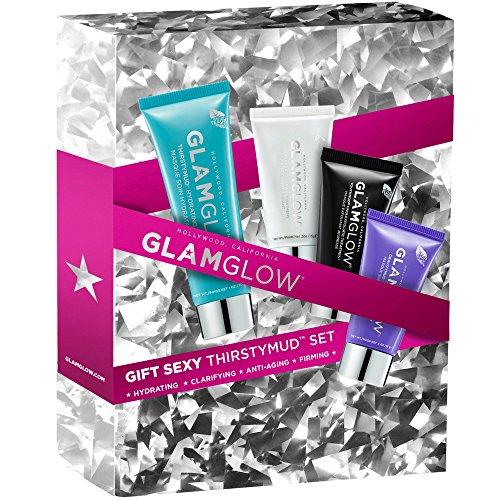 (Face Mask Gift Set) - Glamglow 'Thirstymud ' Face Mask Gift Set