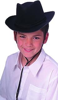 Rubie's Costume Child's Dura-Shape Deluxe Black Cowboy Hat