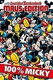 Lustiges Taschenbuch Maus-Edition 14: 100% Micky