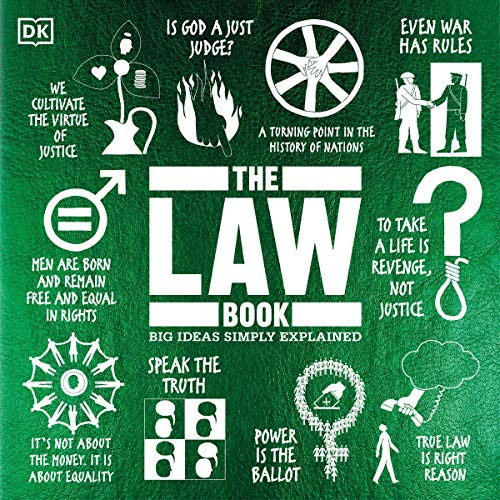 The Law Book Audiobook By DK cover art