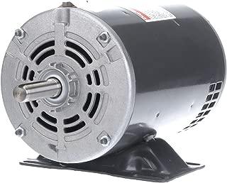 Dayton 1 HP Direct Drive Blower Motor, 3-Phase, 1725 Nameplate RPM, 208-230/460 Voltage, Frame 56 - 4YU38