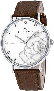 Christian Van Sant Women's Blossom Pink Dial Watch