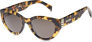 Moschino Oval Sunglasses for Women