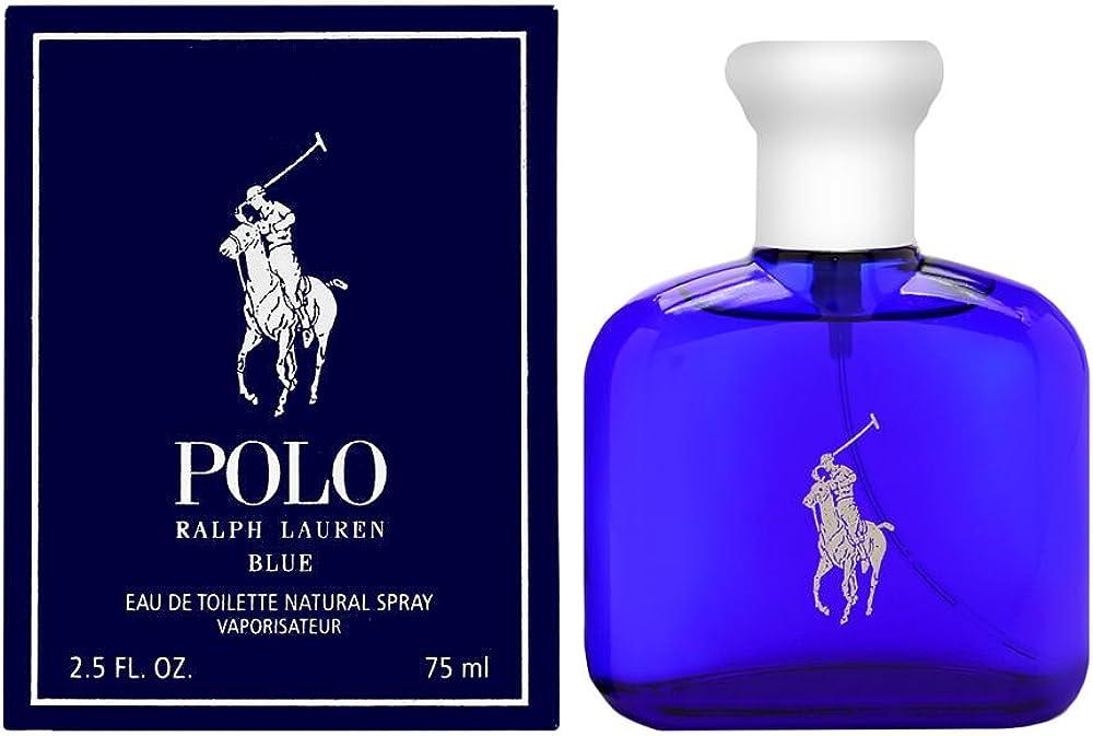 Ralph lauren polo blue,eau de toilette 75 ml 122857