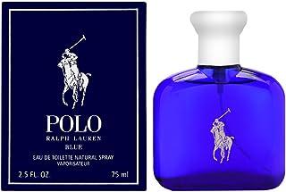 Polo Blue by Ralph Lauren for Men 2.5 oz Eau de Toilette Spray