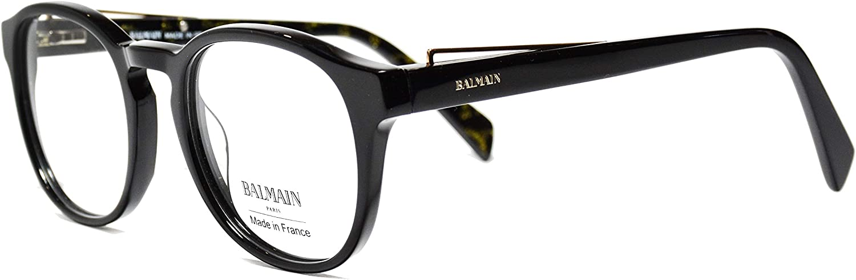 Eyeglasses Balmain BL1082 01 Black frame Size 5020140