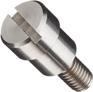 5pcs M3x5mm Thread 4mmx3mm Shoulder Stainless Steel Slotted Drive Shoulder Bolt