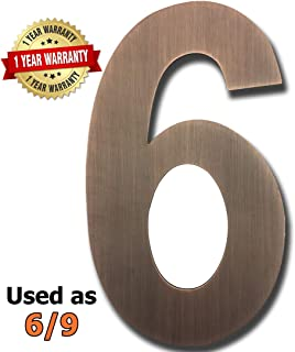 Best large house number plaque Reviews