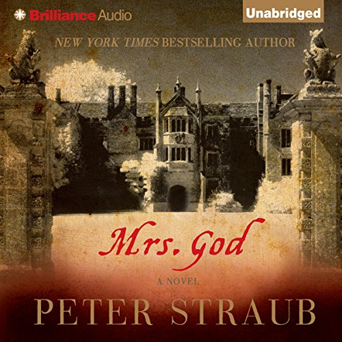 Mrs. God audiobook cover art