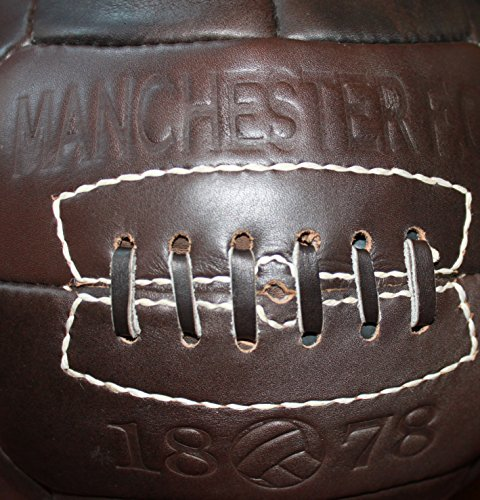 Manchester FC Vintage Soccer Ball