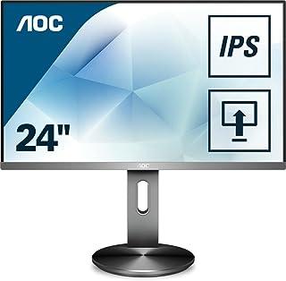 AOC Monitores I2490PXQU/BT - Pantalla para PC de 23.8