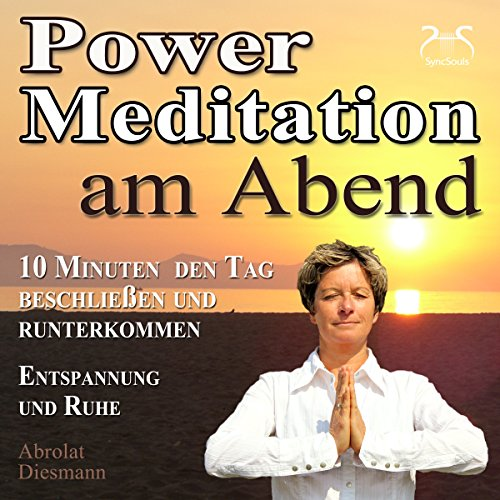 Power-Meditation am Abend Titelbild