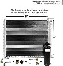 Best universal auto ac condenser Reviews