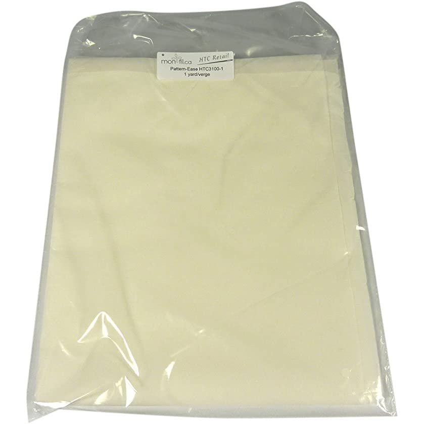 Pattern-Ease Nonwoven Tracing Material HTC3100-46 Inches Wide, Light Interfacing Sold by The Yard
