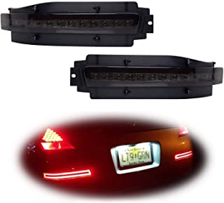 Best 350z smoked tail lights Reviews