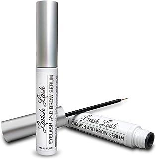 Hairgenics Lavish Lash – Eyelash Growth Enhancer & Brow Serum