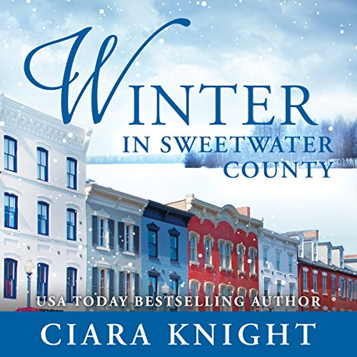 Winter in Sweetwater County audiobook cover art