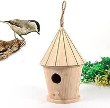 ❤Ywoow❤ 🍀 New Nest DOX Nest House Bird House Bird House Bird Box Bird Box Wooden Box