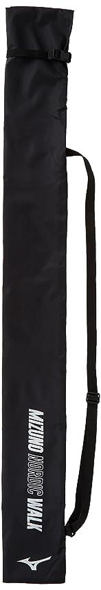 伝統的メナジェリー嫉妬MIZUNO(ミズノ) ウォーキングポール用ケース C3JCW710 ブラック