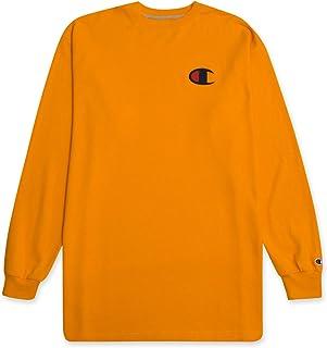 Champion Long Sleeve Shirt Mens Big and Tall Waffle Crewneck Thermal