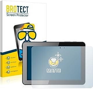 BROTECT Protector Pantalla Anti-Reflejos Compatible con BQ Edison 2 (2 Unidades) Pelicula Mate Anti-Huellas