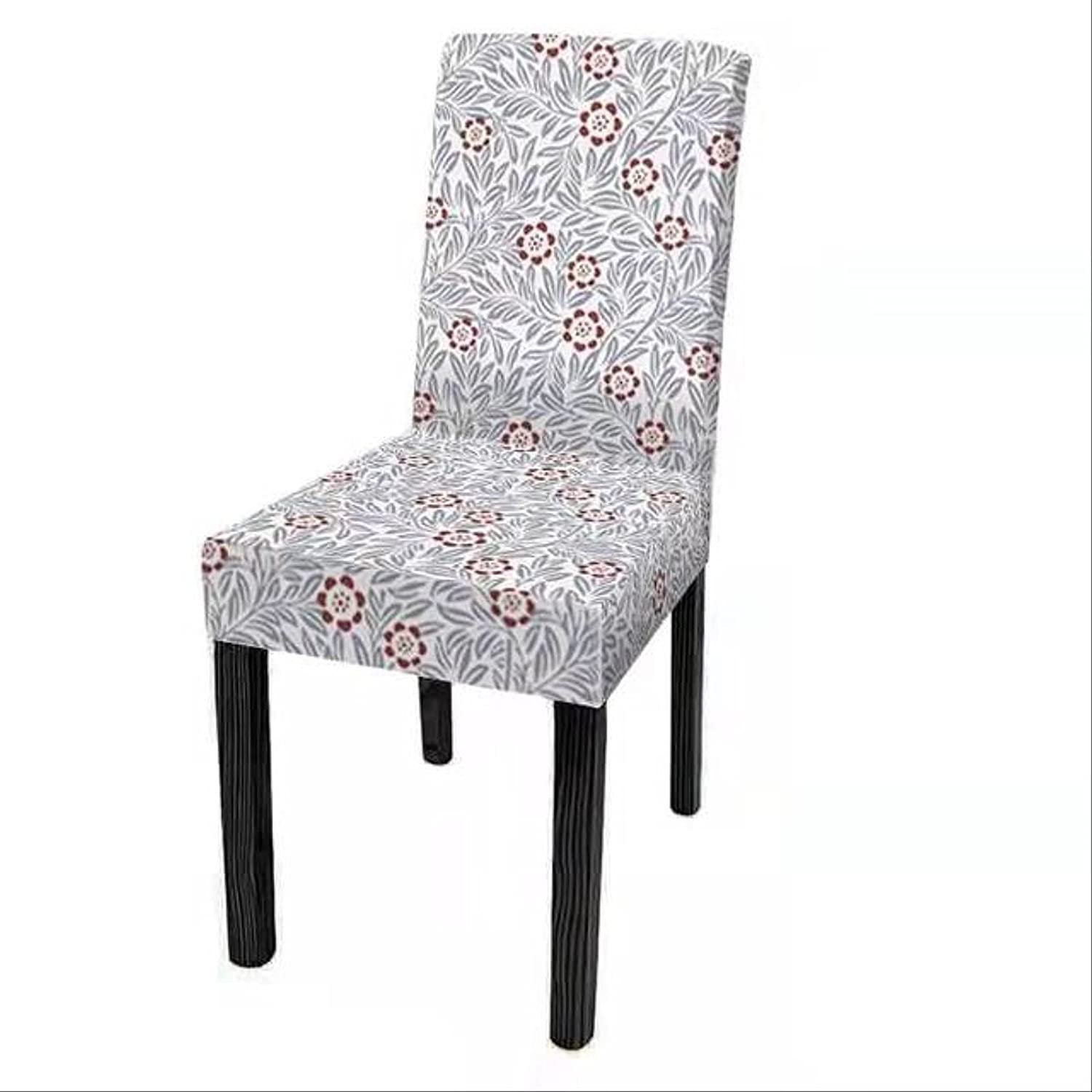 Chair Cover Simple Shipping included Very popular Household Milk High Silk Mesh Ela