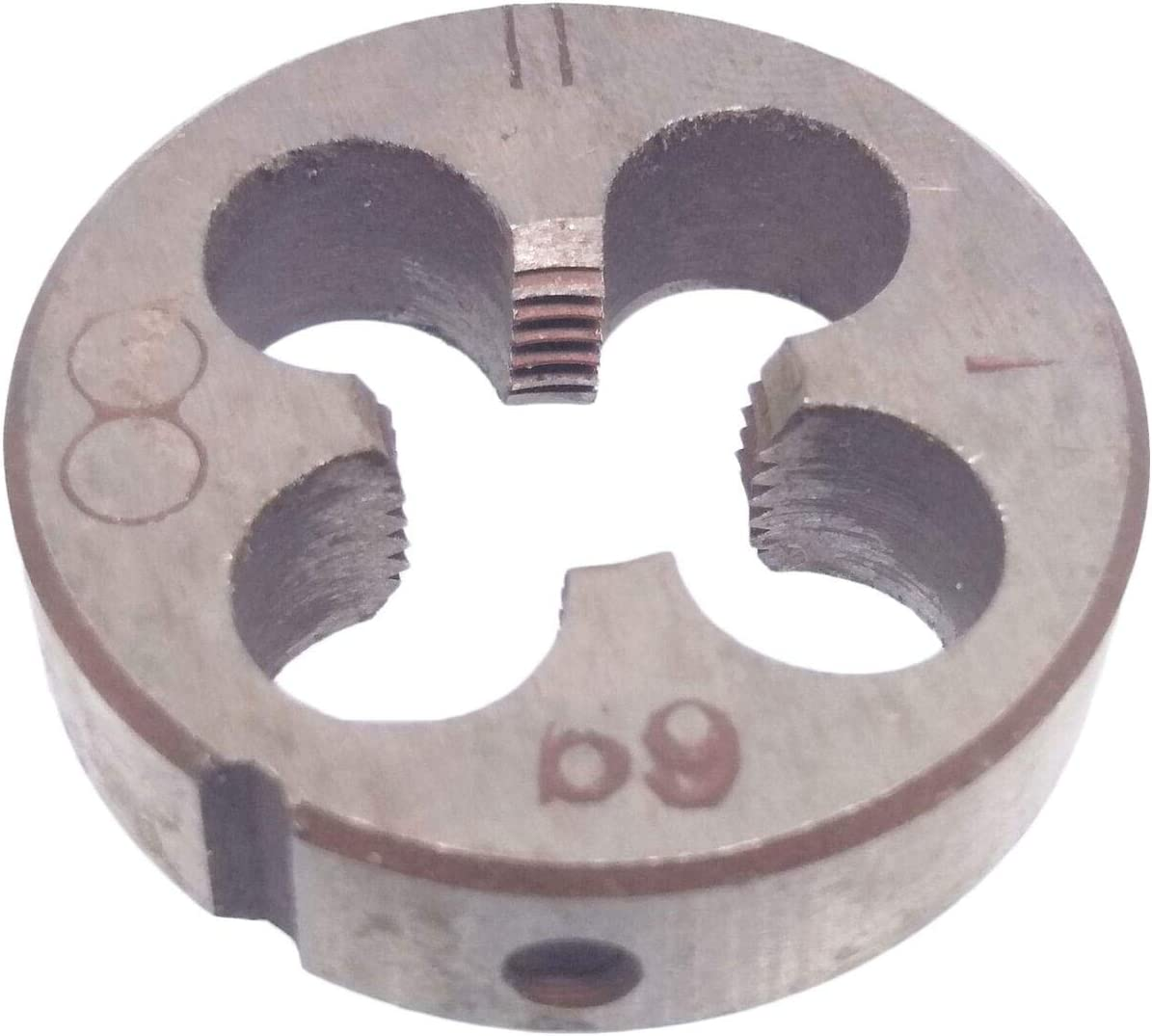 Yodaoke HSS Year-end gift 11mm x 1 Direct stock discount Metric Die Pitc Thread Hand M11 Right 1mm