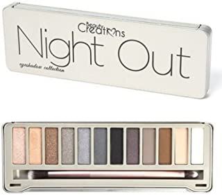 SOMBRAS NIGHT BEAUTY CREATIONS