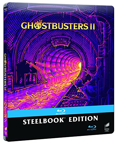 Ghostbuster 2 (Steelbook) (Blu-Ray) [Italia] [Blu-ray]