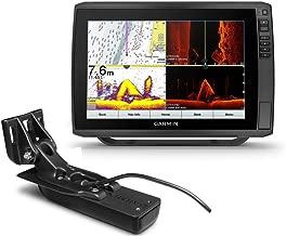 Garmin EchoMap Ultra 122sv, Basemap, w/Xdcr