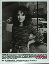 Historic Images - 1993 Press Photo Amy Brenneman in NYPD Blue