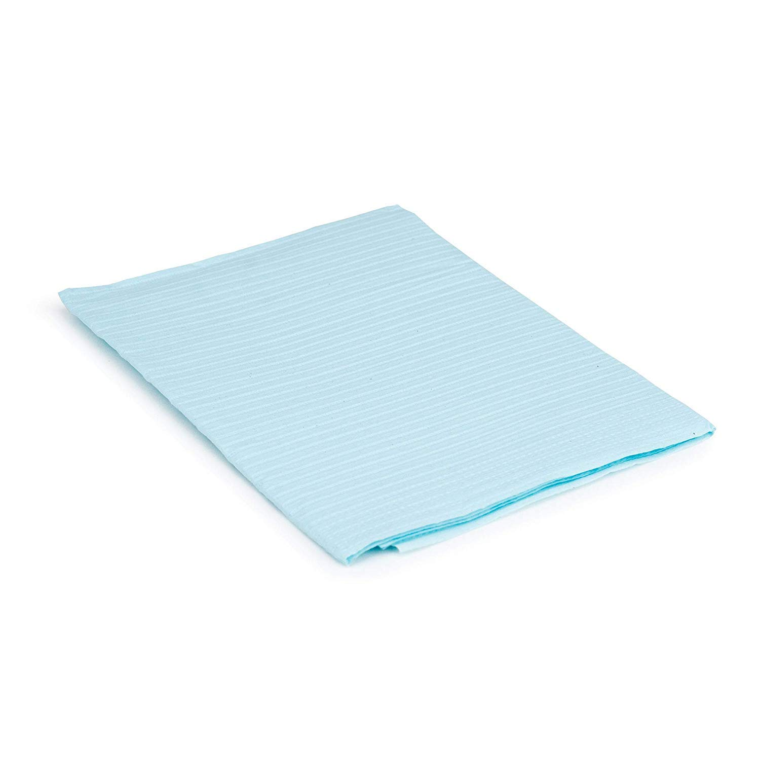 Fees free Limited price sale Crosstex Polyback Patient Towel Extra-Heavy 19