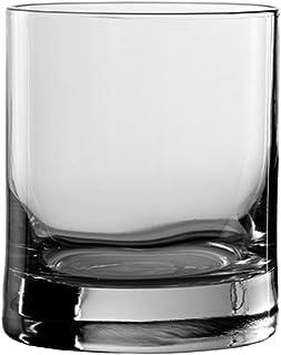 Stölzle Lausitz New York Bar D.O.F. Whiskyglas, bleifreies Kristall, 420 ml