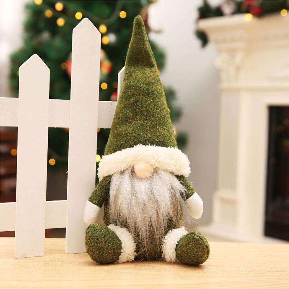 Santa Charlotte Mall Gnome Plush Doll Claus Elf Faceless Max 80% OFF Toy