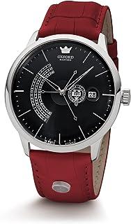 Kronsegler - Oxford Masters - Reloj automático para mujer (acero ónix)