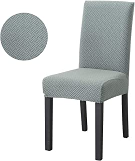 Amazon De Dining Chair Slipcovers Dining Chair Slipcovers Slipcovers Home Kitchen