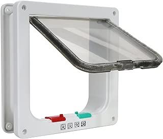 Mejor Instalar Gatera En Puerta Cristal Climalit de 2020 - Mejor valorados y revisados