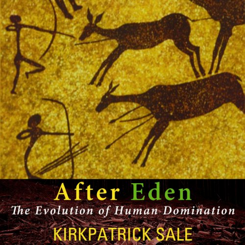 After Eden audiobook cover art