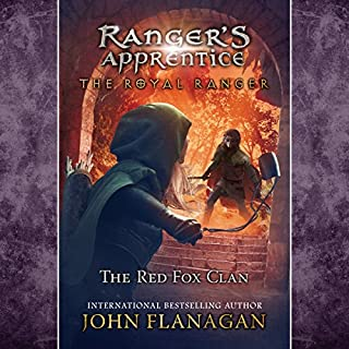 The Royal Ranger: The Red Fox Clan audiobook cover art