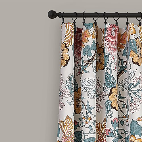 """Lush Decor Sydney Curtains 