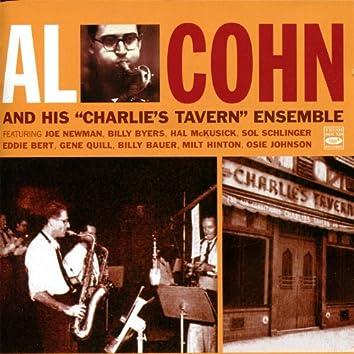 """Al Cohn And His """"Charlie's Tavern"""" Ensemble"""