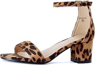 Best low leopard heels Reviews
