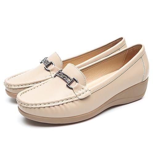 el más nuevo 4048b 415b7 Zapato Comodo Mujer: Amazon.es