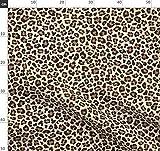 Leopard Stoffe - Individuell Bedruckt von Spoonflower -