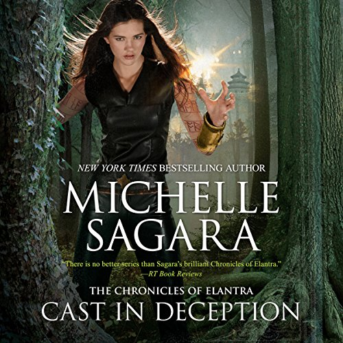 Cast in Deception audiobook cover art