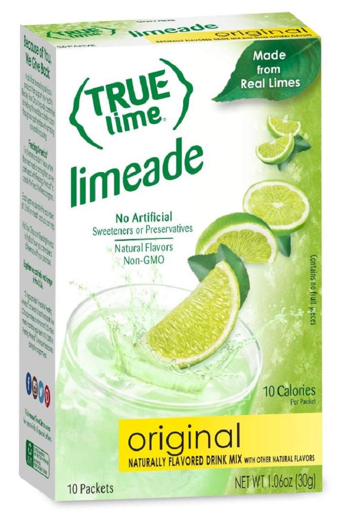 True Lime Seasonal Wrap Introduction All items in the store Limeade 10 12 Packets Pack of