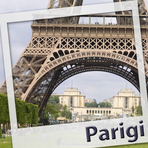 Audioguida Parigi audiobook cover art