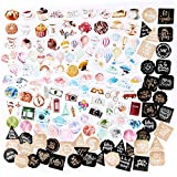 274 Pegatinas Stickers Scrapbooking Manualidades Bullet Journal Álbum Fotos Agenda Adhesivos DIY Decoración Álbumes de Recortes Calendarios Tarjetas de Felicitación Regalos Sobres